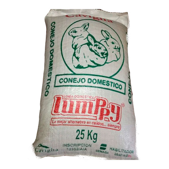 CONEJO-LUMPY-25-KG