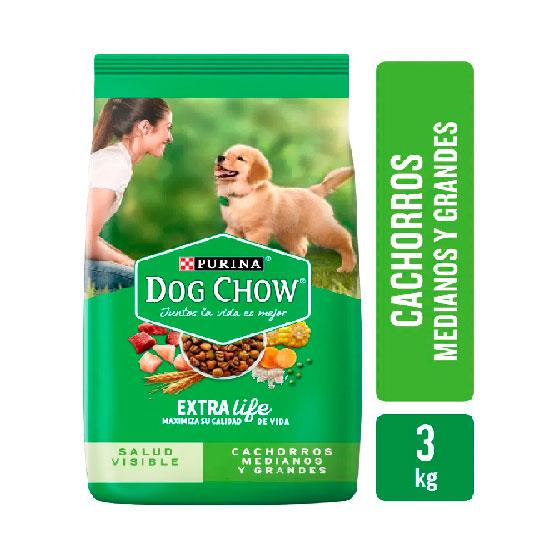 DOG-CHOW-CACHORRO-x-3-KG