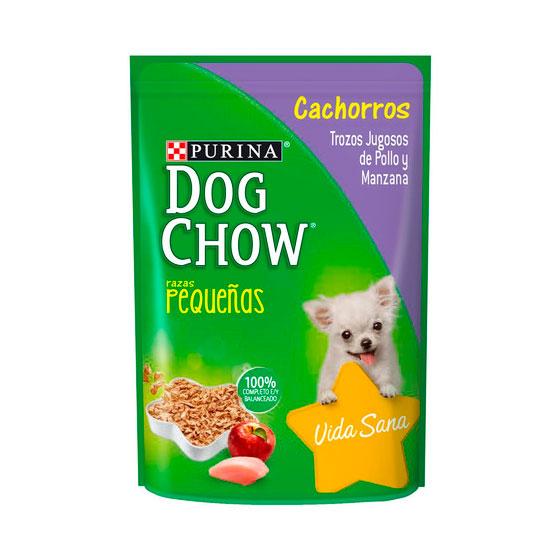 POUCH-DOG-CHOW-CACHORRO-PEQ-POLLO-100-GR