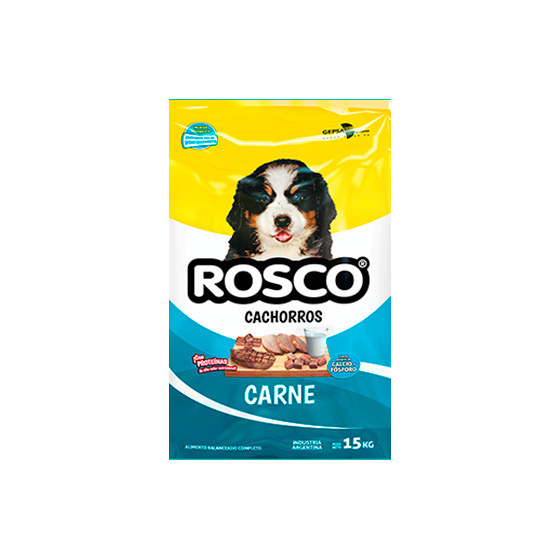 ROSCO CACHORRO 15 KG