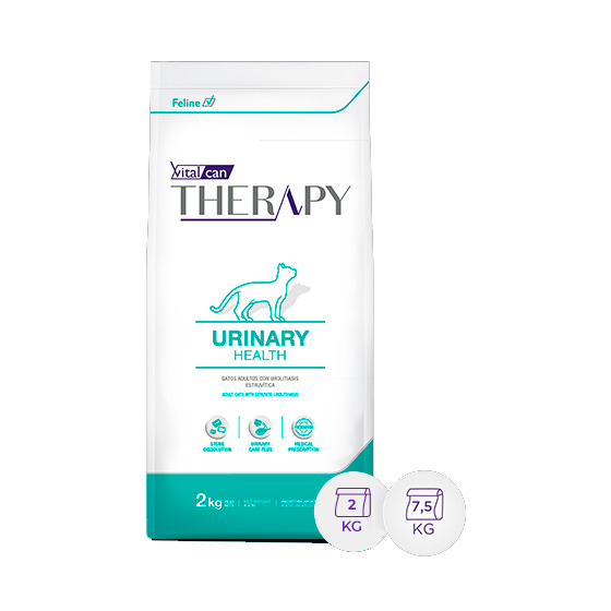 VITAL-CAT-THERAPHY-URINARY-x-2-KG