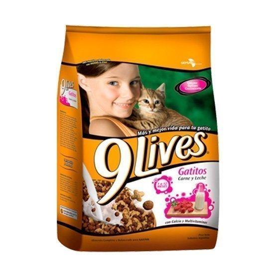 9 Lives Gatitos