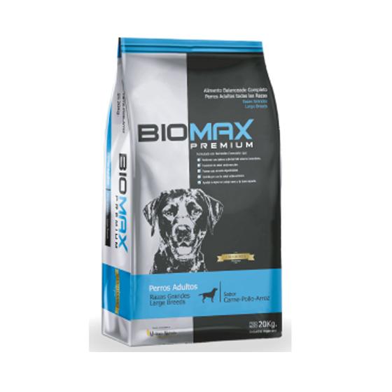 BIOMAX ADULTOS 20 KG