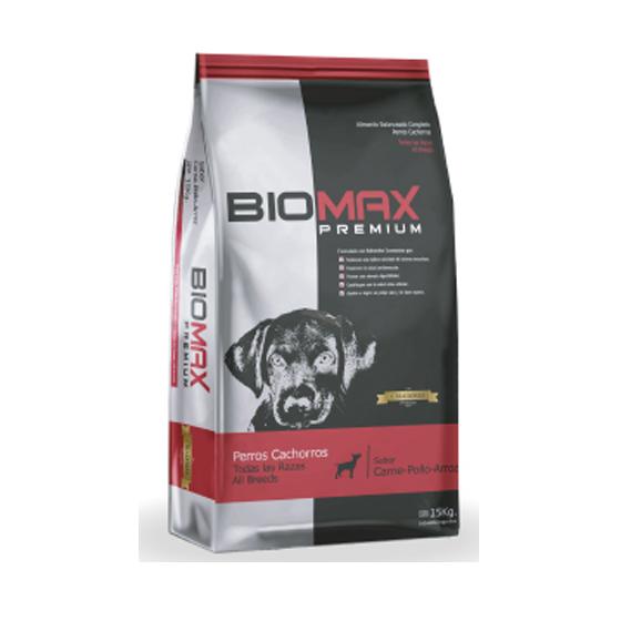 BIOMAX CACHORROS 15 KG