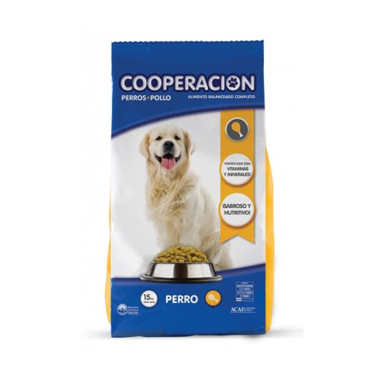 COOPERACION PERRO POLLO 15 KG