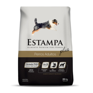 ESTAMPA PLUS 20 KG