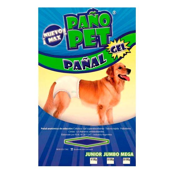 PAÑO-PET-PAÑAL-MAX-MEGA-x-2